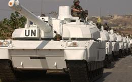 Chiêm ngưỡng dàn vũ khí tối tân của Lực lượng gìn giữ hòa bình Liên hợp quốc