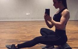 Khoa học chứng minh: Khoe ảnh tập gym nhiều chứng tỏ bạn có vấn đề về thần kinh