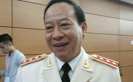 """Thứ trưởng Bộ Công an nói về việc """"miễn hình sự"""" nguyên Phó Chủ tịch Hà Nội"""