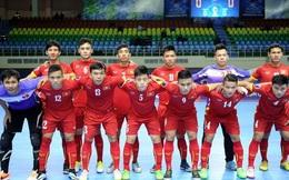 Trưởng đoàn futsal Trần Anh Tú: 'Mục tiêu của đội tuyển Việt Nam là vào vòng 16 đội'
