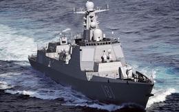 Trung Quốc dồn Type 052D xuống Biển Đông