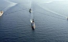Sóng lớn Sing - Trung phá vỡ thế cân bằng bấp bênh châu Á