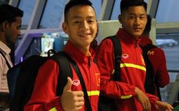 U16 Việt Nam lên đường, xông trận U16 châu Á