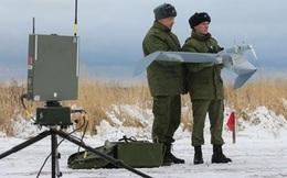 UAV bí ẩn giám sát phương Tây tập trận