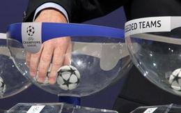 Box TV: Xem TRỰC TIẾP Lễ bốc thăm Champions League (23h00)