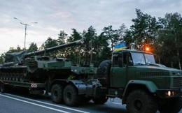 Ukraine không rút quân ở miền Đông: Nga - Mỹ cùng có lỗi