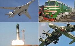 Ukraine sống lại thời sánh ngang Nga-Mỹ, châu Âu hoảng sợ