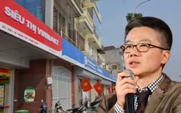 """GS Châu khen Hà Nội """"có cố gắng"""" trong vụ làm biển hiệu đồng bộ"""
