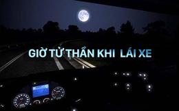 """Một lái xe già hỏi các GS, TS Việt Nam về """"giờ tử thần"""" và """"trang phục tử thần"""""""