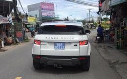 Xe sang biển xanh được nhập lậu từ nước ngoài vào Kiên Giang, chủ nhân là Việt kiều