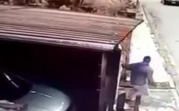 Cướp nhầm xe cảnh sát, thanh niên bị bắn chết tại chỗ