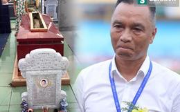Lời kêu cứu từ ngôi mộ nữ tuyển thủ đã được đại gia hồi đáp