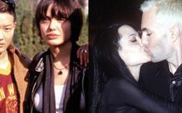 Hôn môi anh ruột, yêu đồng giới, giật chồng - đây là tình sử phức tạp của Angelina Jolie