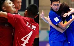 Người Thái Lan điền tên Việt Nam vào chung kết World Cup