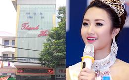 Cận cảnh cơ ngơi giàu có tại Hải Phòng của tân Hoa hậu Trần Thu Ngân