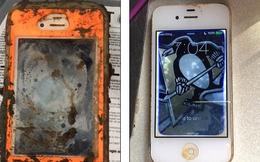 Rơi xuống hồ, 1 năm sau tìm thấy, chiếc điện thoại khiến chủ nhân mắt tròn mắt dẹt vì...
