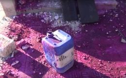 Clip: Thâm nhập nhà máy vũ khí hóa học của phiến quân ở đông Aleppo
