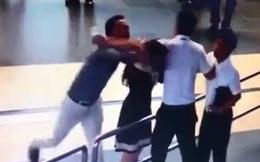 Thanh tra Sở GTVT Hà Nội trần tình vụ đánh nữ nhân viên hàng không