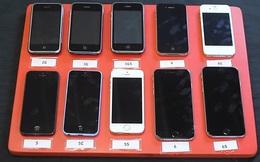 Vậy là iPhone 7 chống được nước theo tiêu chuẩn IP67, vậy IP67 khác gì IP68 của Galaxy S7?