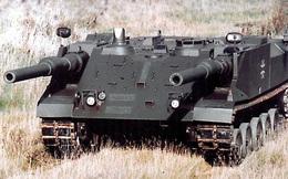 VT 1 - Xe tăng không tháp pháo 2 nòng kỳ lạ của Tây Đức