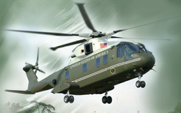 Khám phá tính năng ưu việt của trực thăng siêu đắt đỏ VH-71 Kestrel