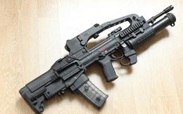 Kinh ngạc súng trường bullpup VHS-D2 của Croatia