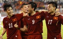 Tuyển Việt Nam vượt Thái Lan trên bảng xếp hạng FIFA