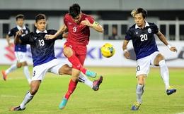 """Việt Nam 2-1 Campuchia: Chiến thắng """"đau tim"""" của đoàn quân áo đỏ"""