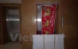 Hà Nội: Nghi vấn rơi thang máy chung cư CT2B Thạch Bàn, 1 người mắc kẹt