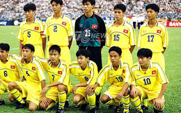U16 Việt Nam: Nhớ Văn Quyến...