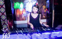 Hoa khôi wushu Trà My nóng bỏng khi làm DJ