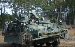 Vũ khí laser trang bị trên xe Stryker hủy diệt mục tiêu