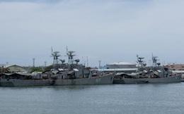 Vũ khí sau nâng cấp trên tàu săn ngầm Petya Việt Nam