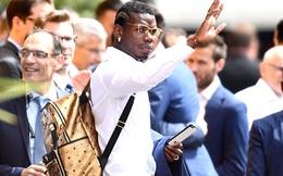 """Thương vụ Paul Pogba: Khi Man United """"ngây thơ"""""""