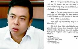 Phó Thủ tướng yêu cầu báo cáo bổ nhiệm con trai nguyên Bộ trưởng Vũ Huy Hoàng