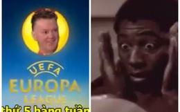 Fan Man United kinh hãi với lời nhắn nhủ từ Van Gaal