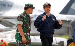 """Tổng thống Indonesia nói """"không thỏa hiệp"""" về Biển Đông"""