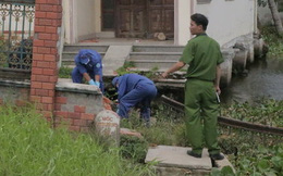Phát hiện một xác chết nữ trên sông Sài Gòn