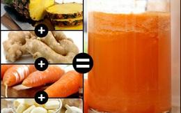 """""""Thần dược"""" 4 thành phần cực dễ làm giúp cả gia đình bạn suốt mùa đông không ốm"""