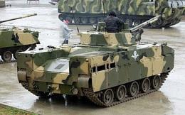 Lính dù Nga tiếp nhận lô xe chiến đấu đổ bộ hiện đại