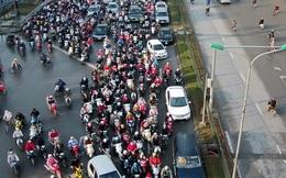 Cấm xe máy vào Hà Nội: Cứ làm như đường sắt Cát Linh - Hà Đông thì đến 2050 cũng chả được