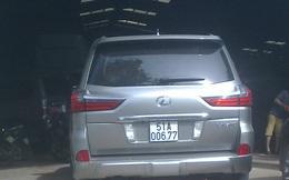 Phó chủ tịch huyện Phú Quốc đi xe 6 tỷ mang biển số giả