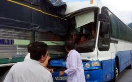 """Xe tải 'dìu' xe khách mất phanh trên đèo Bảo Lộc: Ngoài tài xế Bắc, còn có 1 người đã """"cứu"""" xe khách"""