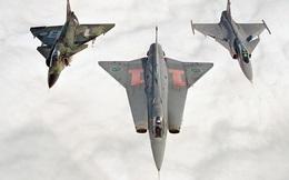 Bộ ba chiến đấu cơ nội địa làm nên sức mạnh lực lượng không quân số 1 Bán đảo Scandinavia