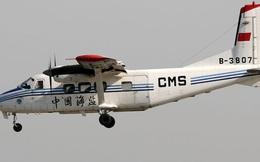 Rơi máy bay Trung Quốc, 4 sĩ quan thiệt mạng