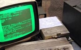 Một tiệm sửa chữa ô tô vẫn đang dùng cụ nội máy tính cấu hình như sau: CPU 1MHz, RAM 64 KB, ROM 20KB