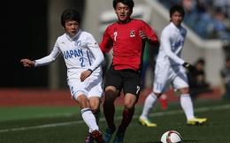 Tiết lộ về ngôi sao Nhật Bản đe dọa hàng thủ U19 Việt Nam