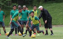 Indonesia mài sắc vũ khí sở trường để đấu tuyển Việt Nam
