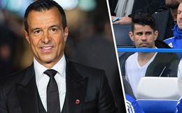 Ai giật dây để Diego Costa phá Chelsea, sang Trung Quốc?