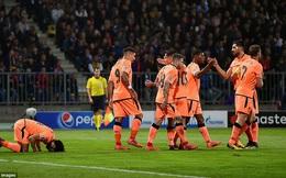 Liverpool nổi cơn thịnh nộ, trút 7 bàn thắng vào lưới đối thủ